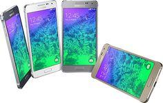 Samsung Galaxy Alpha - a better Galaxy S5 Mini than the S5 Mini.