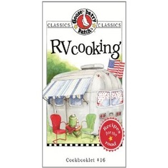 cook cookbook, camp, rv cook, gooseberry patch, glamp