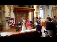 85 year old organist messes up the wedding