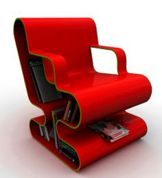 15 Modern Creative Chairs