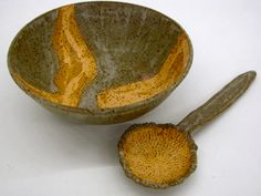 New bowls and spoons at www.pfsapottery.com