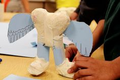 smART Class: heART Sculptures
