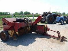 New Holland 273 hay equipment salvaged for used parts. Millions of new, rebuilt and used parts in our 7 huge salvage yards. For parts call 877-530-4430 or http://www.TractorPartsASAP.com