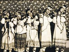 The Rite of Spring was composed between 1912 and 1913 for Sergei Diaghilev's Ballets Russes. After undergoing revisions almost up until the very day of its first performance, the ballet was premièred by the Ballets Russes on Thursday, 29 May 1913 at the Théâtre des Champs-Élysées in Paris, conducted by Pierre Monteux.