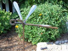Silverware Dragonfly - Garden Junk Forum - GardenWeb