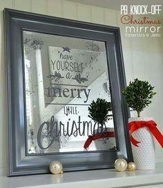 Easy holiday craft