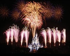 Best Fireworks Viewing Locations In Magic Kingdom