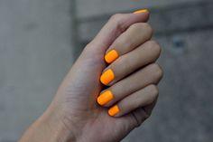 #neon #nails