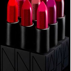 NARS Celebrates 20 years with their Audacious Collection