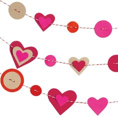 Sweetheart Garland Kit