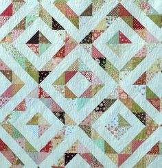alidiza: Finally finished Fig Tree Quilt