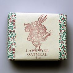 The olive, coconut, and palm oils in a bar of Lavender Oatmeal Olive Oil soap will leave her skin soft and smooth. #mothersday