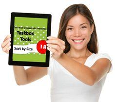 Educator's Essentials!  Freebies and printable workbox kits!!