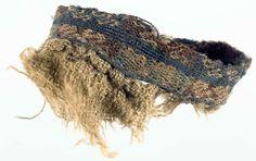 celtic tablet woven band. Location: Dürrnberg