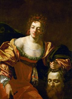 Judith with the Head of Holofernes, c. 1615–20, attributed to Simon Vouet.