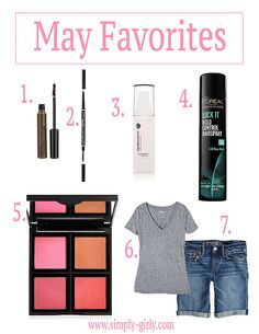 Simply Girly: May Fa