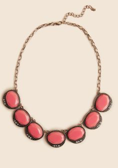 Sheer Bliss Bib Necklace at #Ruche @Ruche
