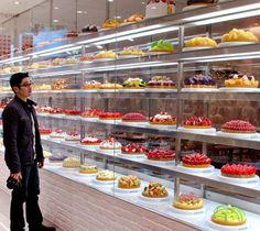 CAKE SHOP IN JAPAN