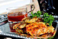 Cooking with Zoki: Pečeni kroketi od krompira i sira