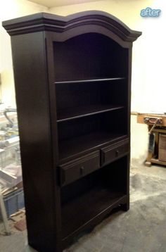 Armoire cut down.  Great idea. Better After: Slimming Secrets