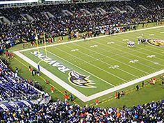 M Bank Stadium, Baltimore, MD.