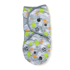 You'll use this infant Swaddle Me blanket all the time!  Get it on sale at Babies R Us