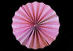circles, paper fan, backdrops, gwynn wasson, wasson design, fan tutori, decorations, design tips, parti idea