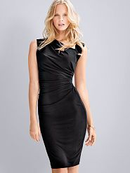 secret asymmetr, victoria secrets, fashion, style, cloth, asymmetr shift, shift dresses, lbd, black dress