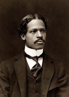 Handsome Black man by Black History Album, via Flickr
