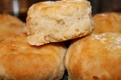 Healthier Homemade Biscuits - freezer friendly and made with whole wheat