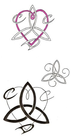 Sister tattoo- One letter would be H, another would be K and at the bottom would be '98. Thinking about the middle one