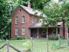 Chellberg Farm, Porter County, Indiana.