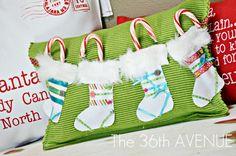 12 Days Of Christmas Pillow
