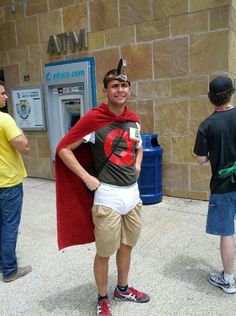 Cosplay on Pinterest | Cosplay, League Of Legends and ... Quailman Doug Costume