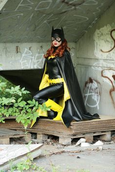 Barbara Gordon - Batgirl IIII by ~Knightess-Rouge on deviantART