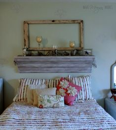 Mantel and Vintage F