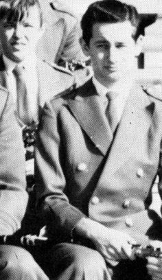 Steven Spielberg was a dapper young clarinetist