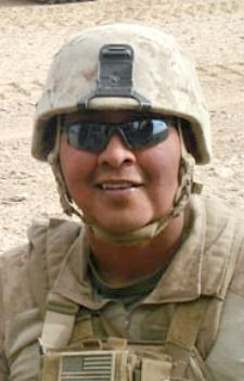 Marine SSgt. Jonathan D. Davis, 34, of Kayenta, Arizona. Died February 22, 2013, serving during Operation Enduring Freedom. Assigned to Headquarters Battalion, 32nd Georgian Liaison Team, Regimental Combat Team 7, 1st Marine Division, I Marine Expeditionary Force, Camp Pendleton, California. Died in Helmand Province, Afghanistan, while conducting combat operations.