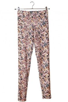 Penis Print Leggings Are An Actual Thing They are $152 according to another article. Hmmm.