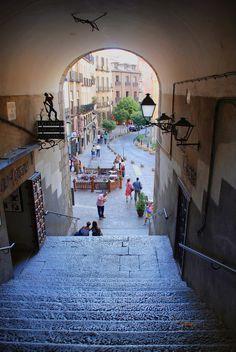 Barrio de las Austrias #Madrid
