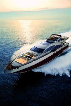 ♂ Luxury yacht Azimut Grande 120SL - our next boat :)