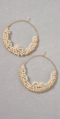 Gara Danielle earrings