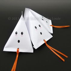 Halloween Ghost Party Favor