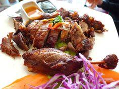 Crispy Honey Duck at Jitlada by MyLastBite, via Flickr