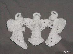 Granny Square Angels
