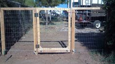 Installing Electric Fence For 'Hard to Contain Dogs' (Part 2)-Gates & Other Structures--Before you get rid of the dog, try this first!  It really works!