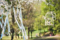 Inspiration de mariage tout en douceur et poésie