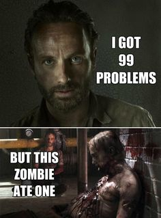 """46 Things You'll Only Find Funny If You Watch """"The Walking Dead"""" - BuzzFeed Mobile"""