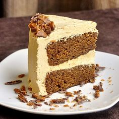 Sticky Toffee Buttercream Frosting