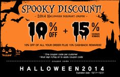 Halloween discount coupon is finally here! type HALLOWEEN2014 when you check out. make sure to use it while you're logged in. #doublju #mensfashion #style #womensfashion #fashion #onlineshopping #coupon